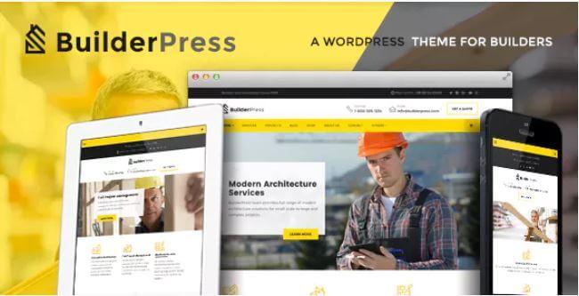 BuilderPress WordPress主题