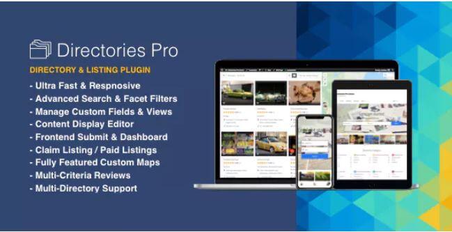 WordPress的Directors Pro插件